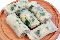 Ziołowo-ryżowe sajgonki-mini