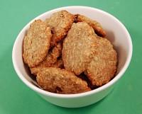 Owsiane ciasteczka-mini