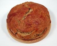 Chleb razowy z ziołami-mini