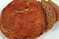 Chleb razowy z ziołami-2mini