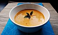 Zupa krem z dyni-mini